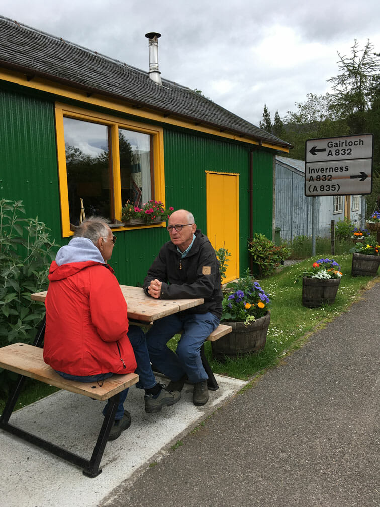 Kinlochewe Whistle Stop Cafe