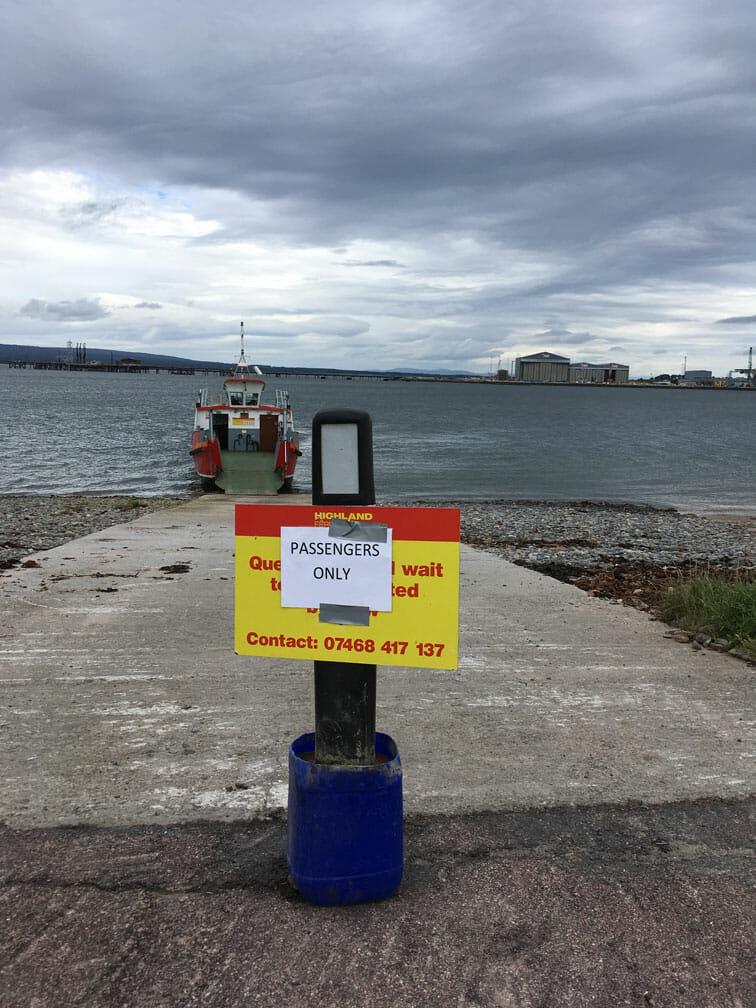 Cromarty Ferry