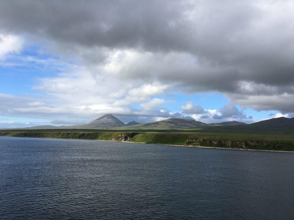 Unterwegs nach Islay