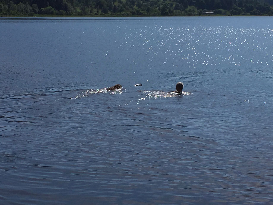 Dunalastair Reservoir