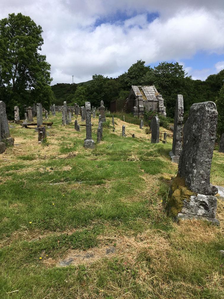 Kilearnadil Friedhof