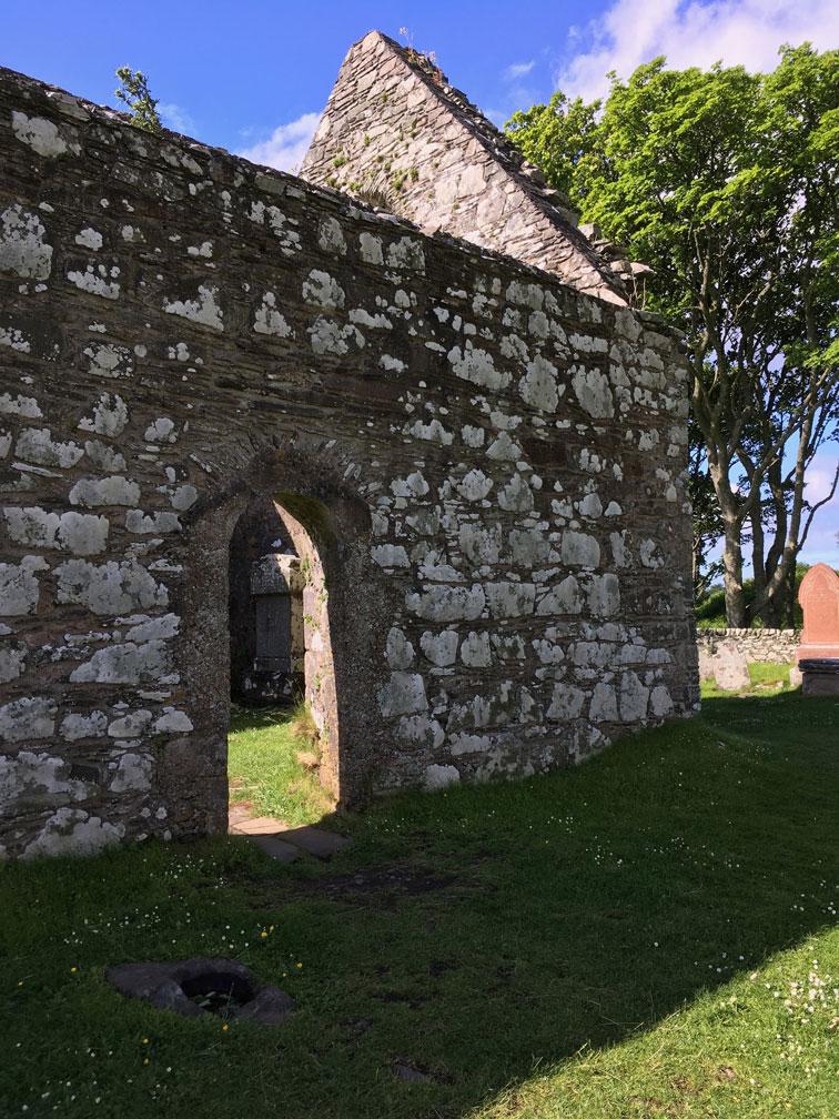 Kildalton Church