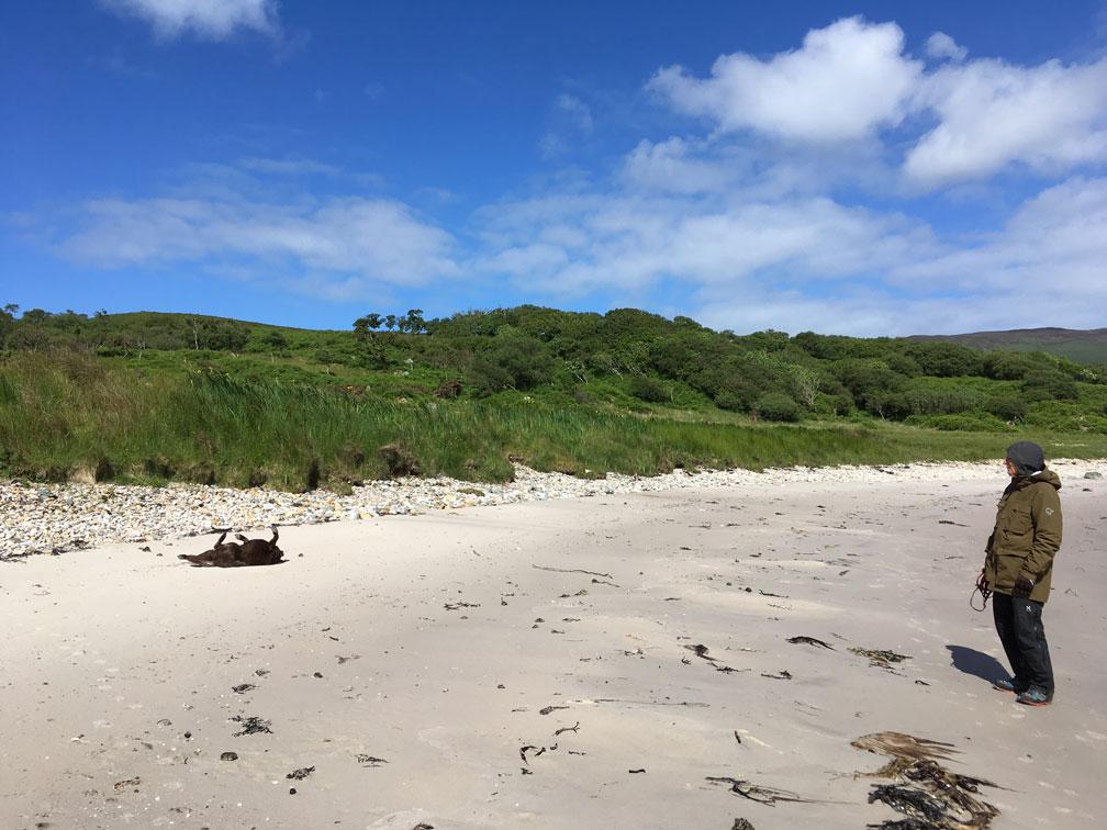 Claggain Beach