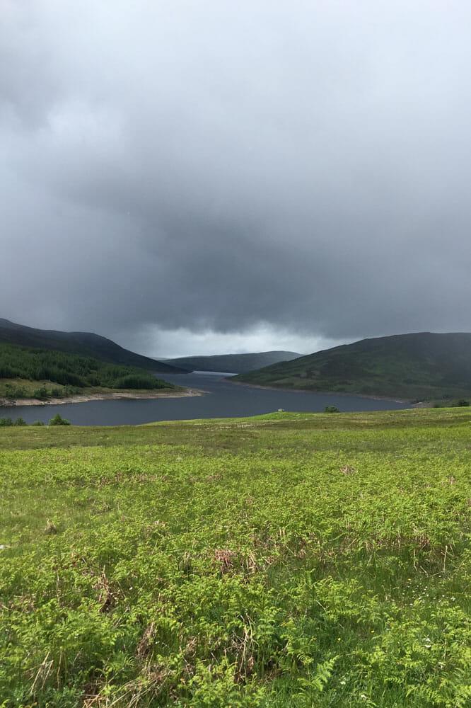 Loch Errochty
