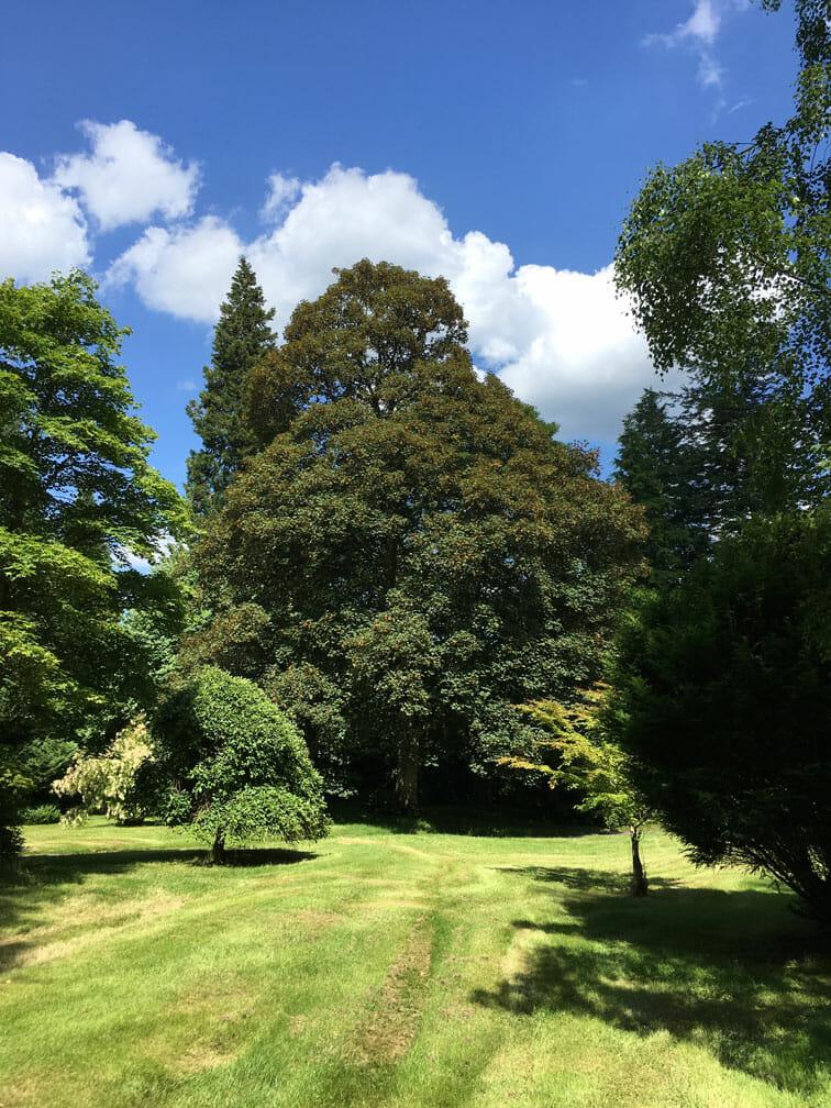Kailzie Gardens