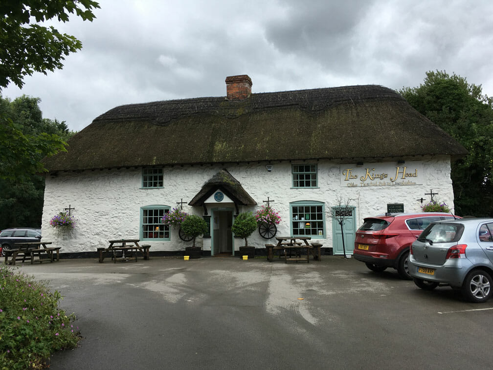 Tealby The Kings Head Pub