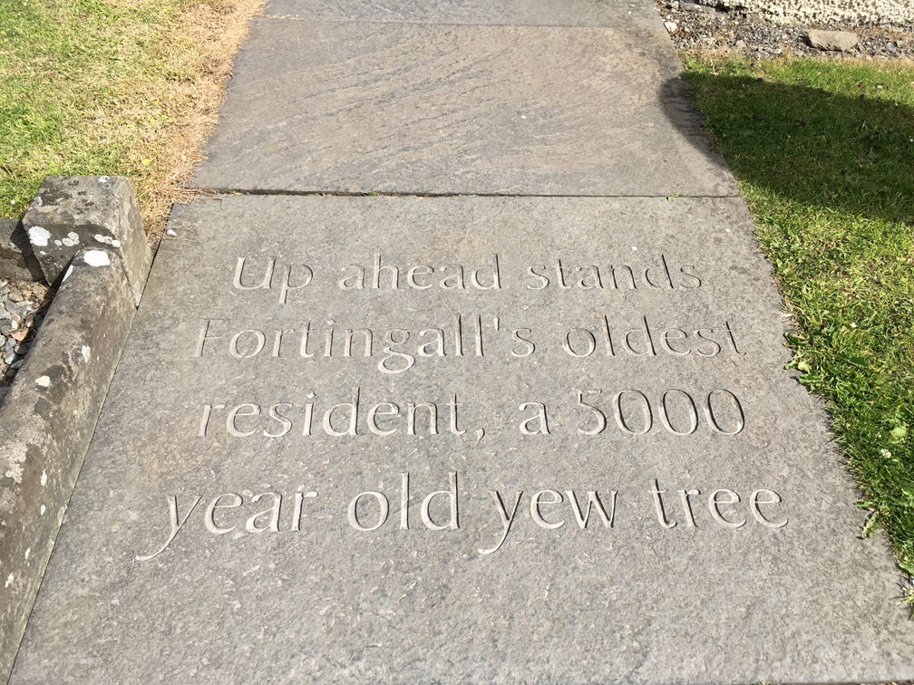 Friedhof von Fortingall