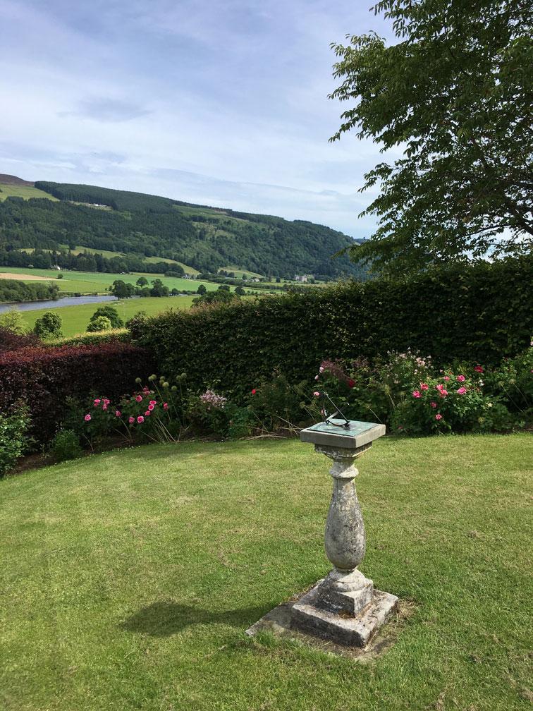 Bolfracks Garten